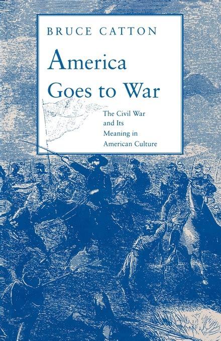 America Goes To War Catton Bruce (ePUB/PDF)