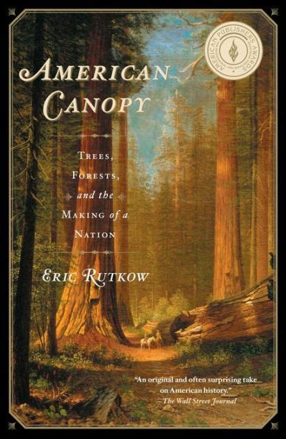 American Canopy Trees Forests And The Making Of A Nation