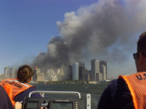 American Dunkirk The Waterborne Evacuation Of Manhattan On 911