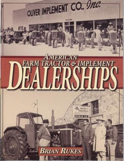 American Farm Tractor Implement Dealerships