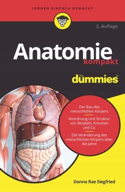 Anatomie Kompakt Fur Dummies (ePUB/PDF)