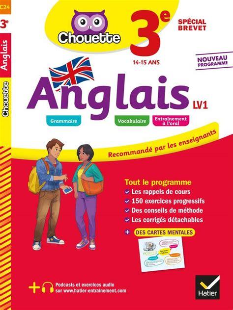 Anglais 3e Lv1 A2 B1 Cahier Dentrainement Et De Revision (ePUB/PDF) Free