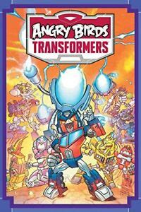Angry Birds Transformers Age Of Eggstinction Angry Bird Comics By John Barber 2015 06 16