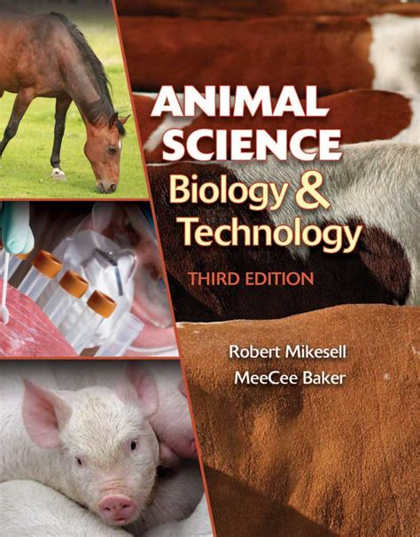 Animal Science Biology And Technology Texas Science
