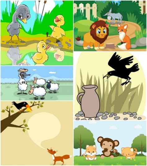 Animal Stories For Little Children Picture Story Books (ePUB