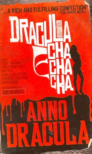 Anno Dracula Dracula Cha Cha Chaby Newman Kim Author Paperback