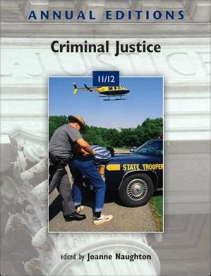 Annual Editions Criminal Justice