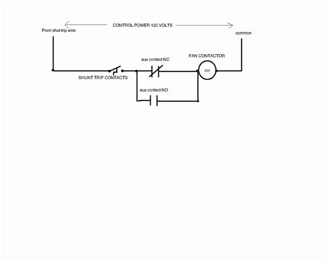 ansul shut down wiring diagram