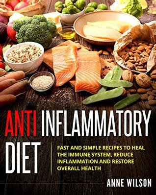 Antiinflammatory Diet Fast And Simple Recipes To Heal The Immune System Reduce Inflammation And Restore Overall Health English Edition