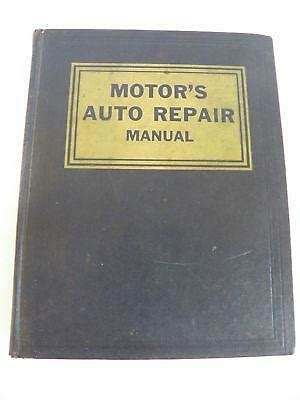 Antique Classic Car Manuals (ePUB/PDF) Free