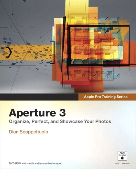 Apple Pro Training Series Aperture 3 2nd Edition