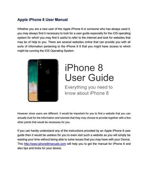 Apple Repair Manuals Pdf (ePUB/PDF) Free