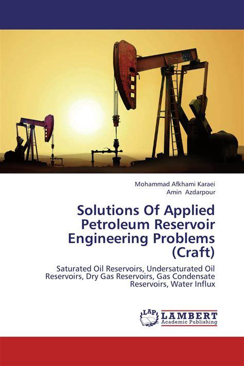 Applied Reservoir Engineering Craft Solution Manual (ePUB/PDF)
