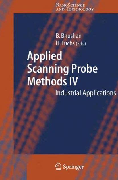 Applied Scanning Probe Methods Iv Bhushan Bharat Fuchs Harald (ePUB