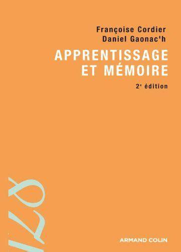 Apprentissage Et Memoire (ePUB/PDF) Free