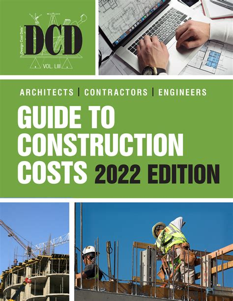 Architects Contractors Engineers Guide To Construction Costs 2013