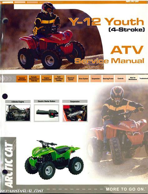 Arctic Cat Atv Service Manual (ePUB/PDF)