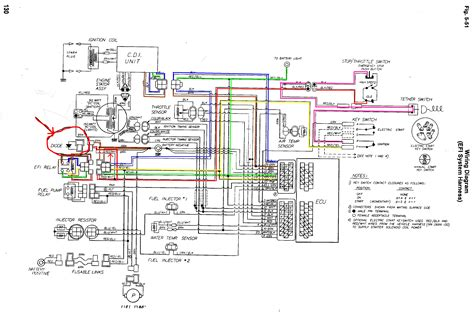 arctic cat cougar wiring schematic