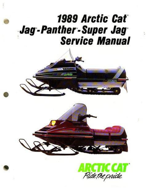 Arctic Cat Jag Service Manual (ePUB/PDF)