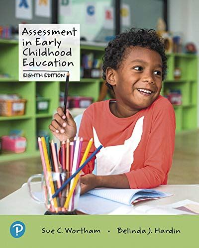 Assessment In Early Childhood Education 5th Edition