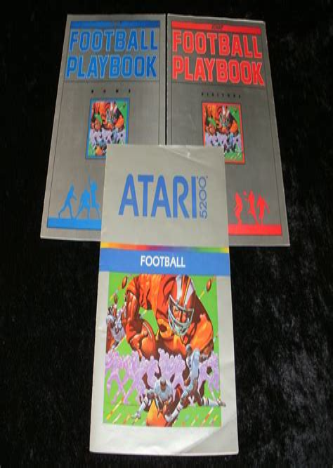 Atari 5200 Manual (ePUB/PDF)