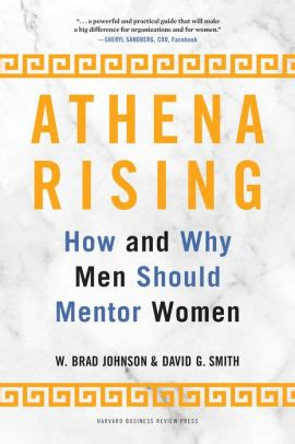 Athena Rising How And Why Men Should Mentor Women