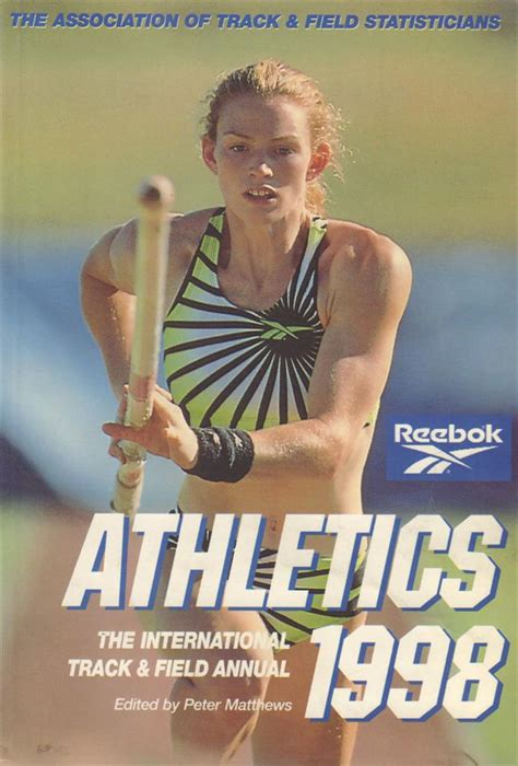 Athletics 2002 The International Track Field Annual