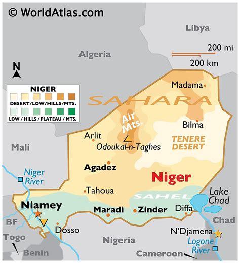Atlas Du Niger (ePUB/PDF)