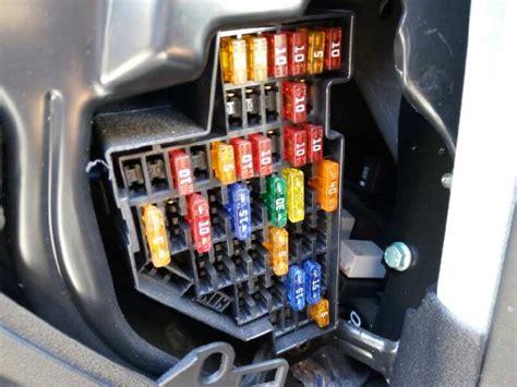 audi a 3 fuse box audi a3 fuse box  audi a3 fuse box
