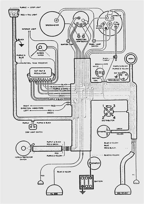 Austin Seven Wiring Diagram (Free ePUB/PDF) on