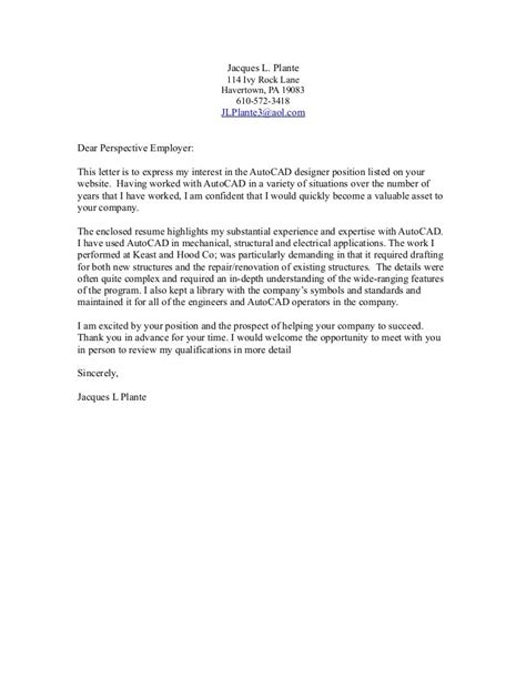 drafter resume sample drafting templates cover letter ...