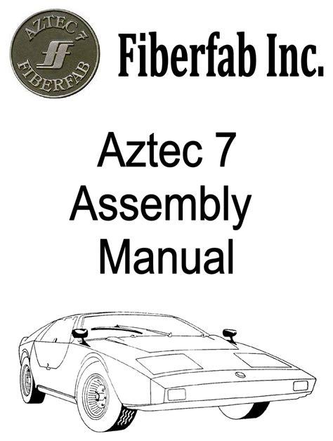 Aztec Manual (ePUB/PDF) Free