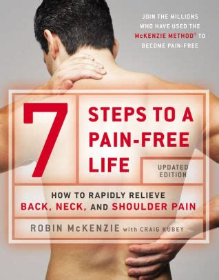 B000ovliom 7 Steps To A Painfree Life How To Rapidly Relieve Back And Neck Pain English Edition