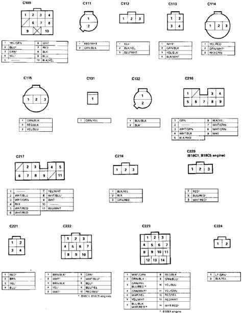 Stupendous B18C Wiring Diagram Epub Pdf Wiring Database Gramgelartorg