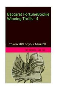 Baccarat Fortune Bookie Winning Thrills4