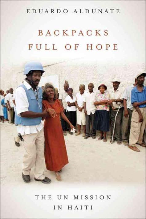 Backpacks Full Of Hope Aldunate Eduardo (ePUB/PDF)
