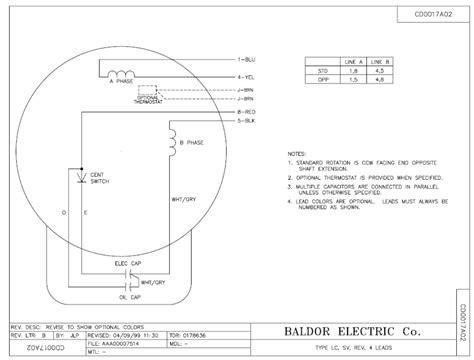 ✔️pdf✔️ baldor electric motor wiring diagrams model 274