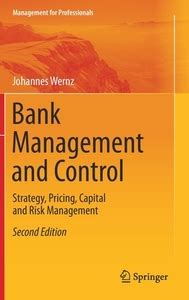 Bank Management And Control Wernz Johannes (ePUB/PDF) Free