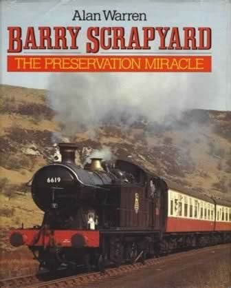 Barry Scrapyard The Preservation Miracle