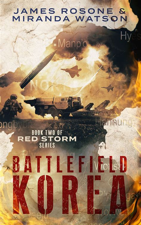 Battlefield Korea Book Two Of The Red Storm Series English Edition ...