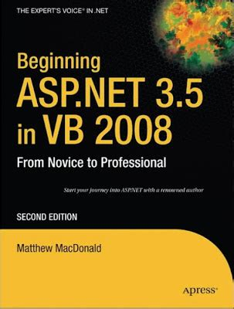 Beginning Aspnet 35 In Vb 2008 Macdonald Matthew (ePUB/PDF) Free
