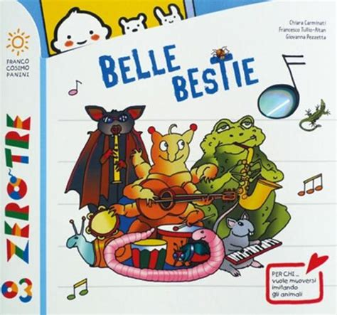 Belle Bestie Ediz Illustrata Con Cd Audio