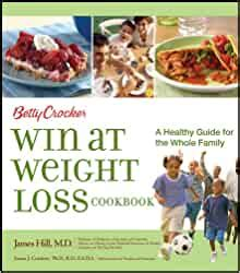 Betty Crocker Win At Weight Loss Cookbook A Healthy Guide For The Whole Family Betty Crocker Books