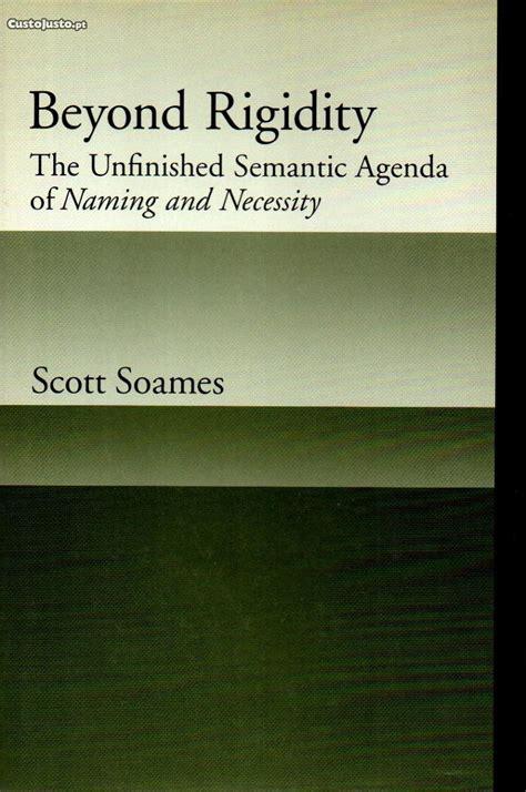 Beyond Rigidity Soames Scott (ePUB/PDF) Free