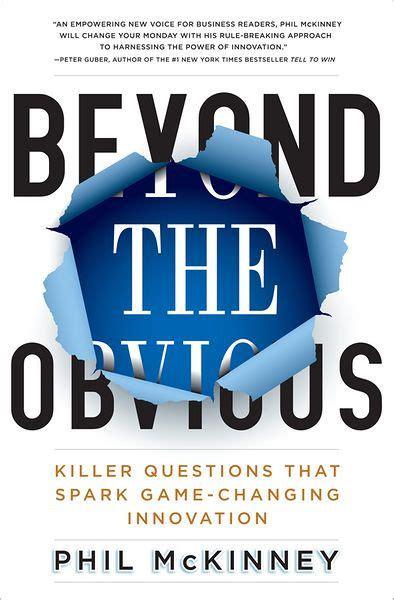 Beyond The Obvious Mckinney Phil (ePUB/PDF) Free