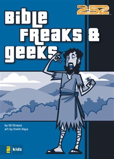 Bible Freaks And Geeks Strauss Ed (ePUB/PDF) Free