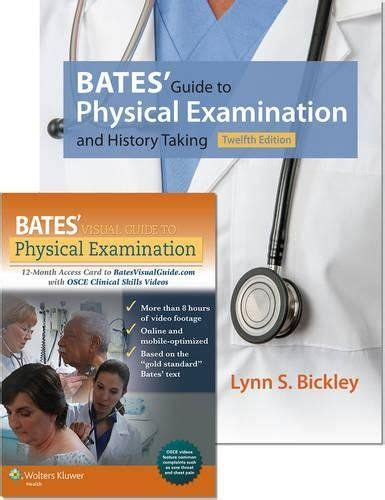 Bickeley Pocket Guide 8th Ed Visual Guide And Visual Guide 18 Volumes Osce