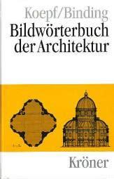Download Bildworterbuch Der Architektur Mit Englischem Franzosischem
