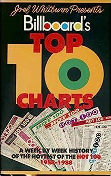 Billboards Top 10 Charts 1958 1995 (ePUB/PDF)