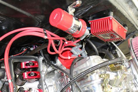 billet distributor with msd 6al wiring diagram